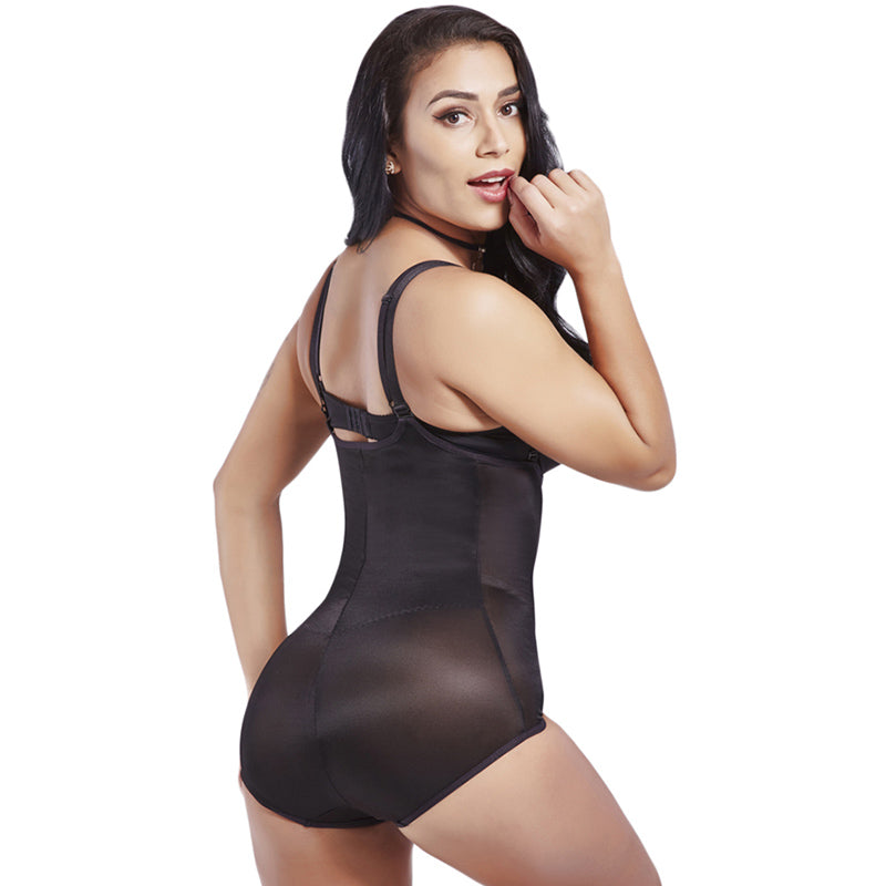 3 Hooks U-back Bodysuit Women Fajas Reductoras Weight Loss Slimming Body Waist Shaper Vest  Waist Trainer Shapewear