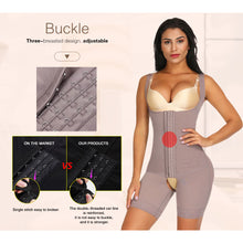 Load image into Gallery viewer, Full Body Shaper Colombian Reductive Girdles Waist Trainer Corset Shapewear Bodysuit Slimming Underwear Post Liposuction|Bodysuits|