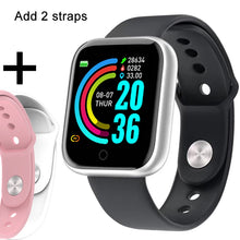 Load image into Gallery viewer, Smart Watch Men Women Waterproof Heart Rate Tracker Sport Clock Android IOS
