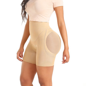 Plus Shapewear Workout Waist Trainer Corset Butt lifter Tummy Control Plus Size Booty Lift Pulling Underwear Shaper