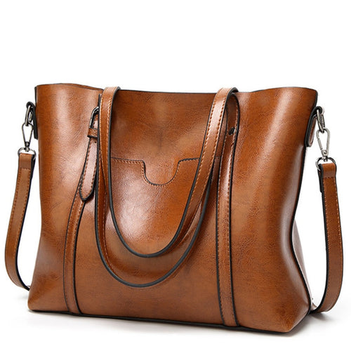 Famous Brand Women Bags Luxury Handbag Women Shoulder Bag Leather Handbags Lady Casual Tote Messenger Bags WBS209-4