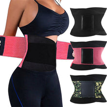 Load image into Gallery viewer, Shaper Women Body Shaper Slimming Shaper Belt Girdles Firm Control Waist Trainer Cincher Plus size S-3XL Shapewear