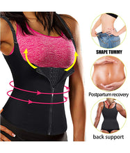 Load image into Gallery viewer, Women Shapewear Waist Training Corset Shaper Belt Slimming Fitness Belt Waist Support Lose Weight Body Building Bodysuit