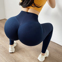 Load image into Gallery viewer, Booty Seamless Sport Women Fitness High Waist Yoga Pants Gym Seamless Energy Leggings Workout Running Activewear