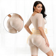Load image into Gallery viewer, Women Waist Trainer Full Body Shaper Leg Arm Tummy Control Panties Bust Push Up Shapewear Butt Lifter Bodysuit