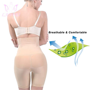 Waist Trainer Control for Women High Waist Seamless Body Shaper Tummy Slimming Breathable Shapewear