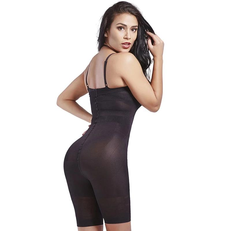 High Waist Tummy Control Full Body Shapewear Slimming Underwear
