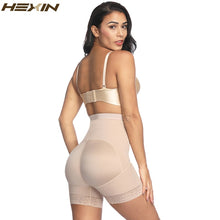 Load image into Gallery viewer, Lace Butt Lifter Women High Waist Trainer Shapers Fajas Slimming Underwear with Tummy Control Panties  Body Shaper