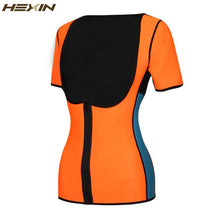 Load image into Gallery viewer, Neoprene Slimming  Vest Exercise Top Sauna Suit for Weight Loss Thermo Sweat Waist Trainer