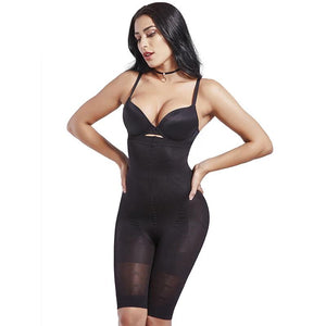 High Waist Butt Lifter Trainer Tummy Control Thigh Full Body Shapewear Body Seamless Slimming Panties Shapewear Underwear