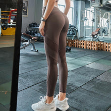Load image into Gallery viewer, High Waist Pants Gym Seamless Leggings sport women fitness Tights