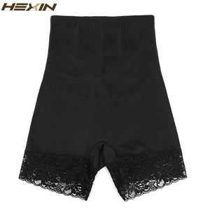 Women High Waist Body Shaper Lace Panties Seamless Tummy Control Pants Belly Waist Slimming Shapewear Underwear