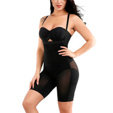 Load image into Gallery viewer, Women's Slimming Underwear Bodysuit Body Shaper Waist Trainer Shaper Shapewear Postpartum Recovery Butt Lifter Panties
