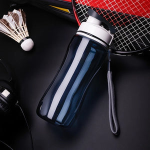 19oz & 24oz - Sports Water Bottle Portable Leak Proof For SportsTravel Space Bike Hiking Plastic Water Bottle Drinkware