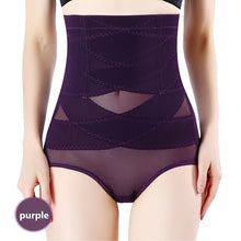 Load image into Gallery viewer, Shapers Women Waist Trainer Body Seamless Women High Waist Slimming Tummy Control Knickers Pant Briefs Shapewear Underwear
