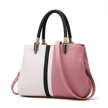 Load image into Gallery viewer, Fashion Luxury Handbags Women Bags Leather Handbag Shoulder Bag