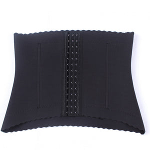 Lace Waist Trainer Women Black Steel Boned Shapewear  Body Shapers Underwear Waist Shaper Corsets Fajas Reductoras