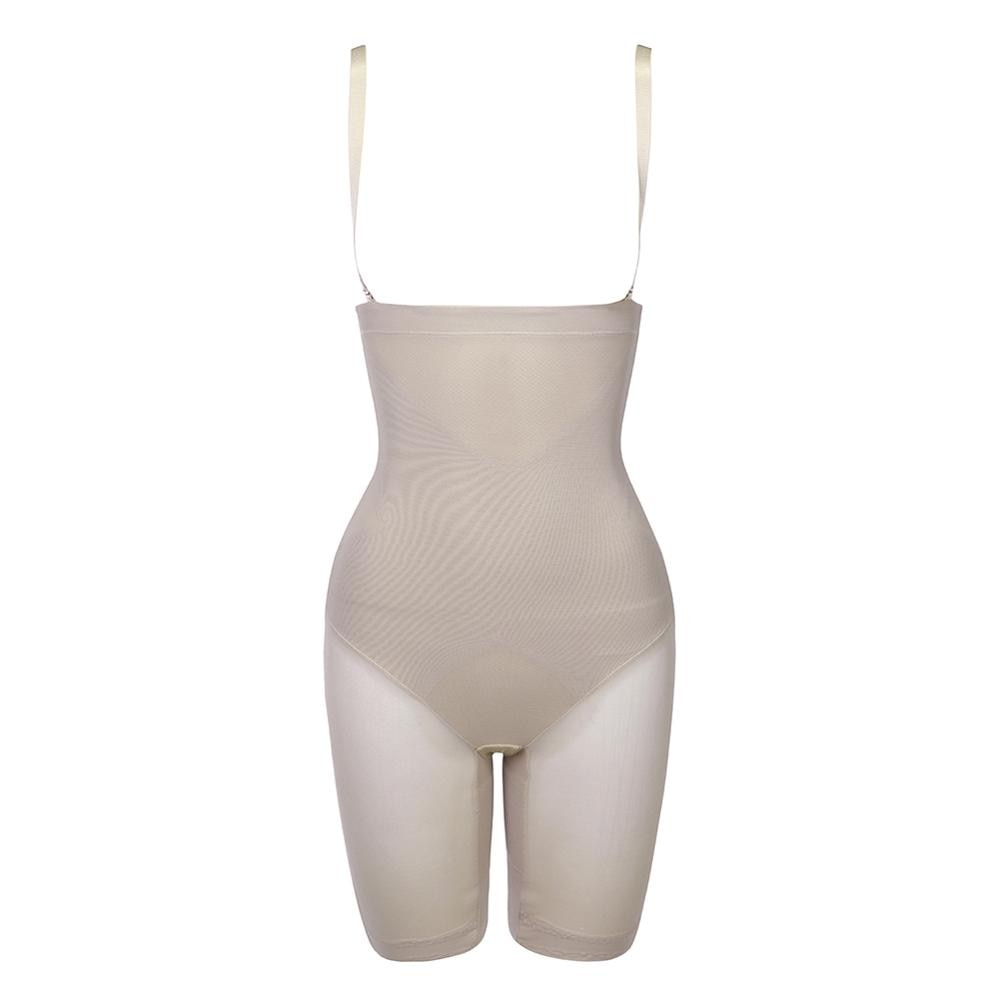 Women's Slimming Underwear Bodysuit Body Shaper  Shapewear Postpartum Recover Panties
