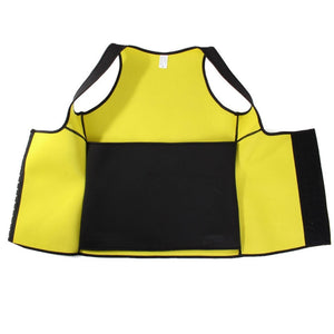 Shapers Neoprene Sauna Sweat Vest Waist Trainer Cincher Body Slimming Trimmer Corset Workout Thermo Cinta Modelad Shaper
