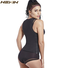 Load image into Gallery viewer, Shapers Waist-Trimmer Slimming Shirt Women Shaper Corset Waist Trainer Body Shaper Vest Sweat Workout Shapewear
