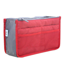 Load image into Gallery viewer, High Quality Large Capacity Cosmetic Storage Bag Organizer Handbag Purse Makeup Bag For Women