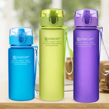 Load image into Gallery viewer, 501-600ml Bottle for Water Outdoor Water Bottle Sports Water Bottle Eco-friendly with Lid Hiking Camping Plastic My Bottle