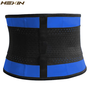Latex Slim Waist Trimmer Belt Adjustable Fajas Body Shaper Classic Workout Latex Corset Shapewear
