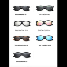 Load image into Gallery viewer, Eyewear Fashion Eyecrafters Vintage Mens Womens Polarized Sunglasses Driving Mirrored UV400