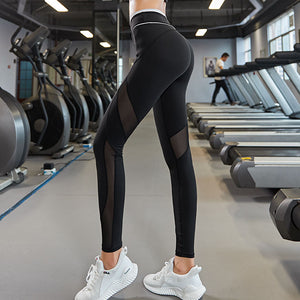 High Waist Pants Gym Seamless Leggings sport women fitness Tights