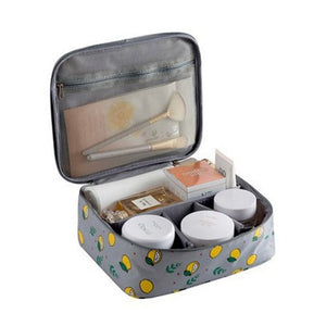 Organizer travel fashion lady cosmetic bag beautician storage large capacity Women makeup bags