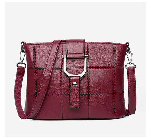Women's luxury Messenger bag designer ladies bag casual shoulder bags wild small square