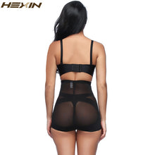 Load image into Gallery viewer, Sexy Bodysuit Women Lace Shapewear Regulate Endocrine Waist Trainer