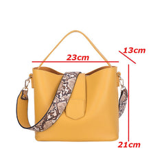 Load image into Gallery viewer, New Designer Women Handbags Leather Shoulder Bags Female Fashion Larger Capacity Crossbody Messenger Bags Girls Casual Tote