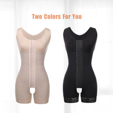 Load image into Gallery viewer, Full Body Shaper Modeling Belt Waist Trainer Butt Lifter Bodysuit Tummy Control Panties Push Up Shapewear Corset