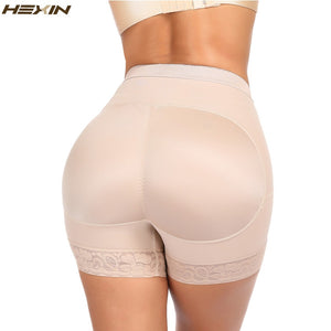 Control Short Womens Butt and Hip Enhancer Lace Underwear Body Shaper Push Up Butt Lifter Shapewear