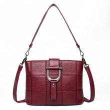 Load image into Gallery viewer, Women's luxury Messenger bag designer ladies bag casual shoulder bags wild small square