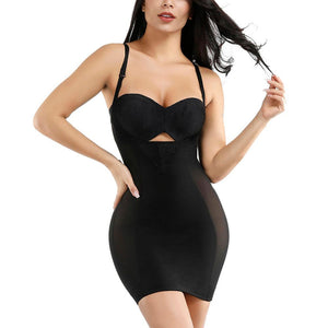 Women Slimming Underwear Control Slips Sexy Push Up Dress Body Shaper Butt Lifter Strap Lingerie