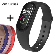 Load image into Gallery viewer, Smart Band Blood Pressure Measurement Pedometer Fitness Tracker Watch Smart Bracelet Women Waterproof For Android Ios