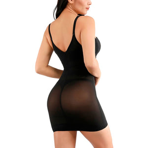 Women Slimming Underwear Control Slips Sexy Push Up Dress Body Shaper Shapewear Butt Lifter Strap Waist Trainer Lingerie