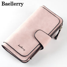 Load image into Gallery viewer, Fashion Women Wallets Long Wallet Female Purse Pu Leather Wallets Big Capacity Ladies Coin Purses Phone Clutch