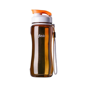 19oz & 24oz - Portable Leak Proof Plastic Drinking Bottle