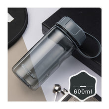 Load image into Gallery viewer, 2000ml Large Capacity Water Bottles Portable Outdoor Plastic Sports Bottle With Tea Infuser Fitness Leak-proof Shaker Bottles