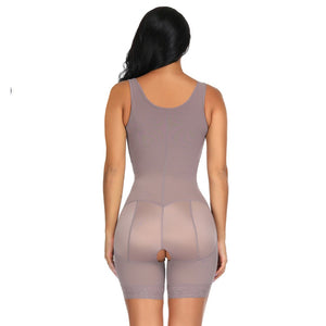 Full Body Shaper Women Plus Size Underwear Slimming Bodysuits Shapewear Butt Lift Shapers Modeling Fat Control Shapewear