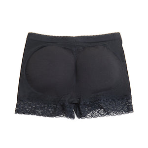Womens Butt and Hip Enhancer Booty Padded Underwear Panties Body Shaper Seamless Butt Lifter Panty Boyshorts Shapewear