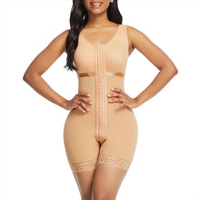 Load image into Gallery viewer, Full Body Shaper Post Liposuction Girdle Corset Butt lifter Slimming Shapewear Tummy Control faja Waist Shaper