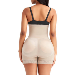 Corset Body Shaper High Waist Slimming Tummy Control Underwear Hip Butt lifter Shaperwear Plus Size