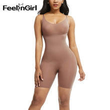 Load image into Gallery viewer, Women Firm Full Body Shaper Waist Trainer Slimming Tummy Control Underwear Seamless Under Dress Women Corset Fajas