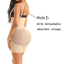 Load image into Gallery viewer, Plus Shapewear Workout Waist Tummy Control Plus Size Booty Lift