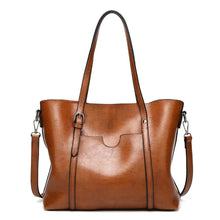Load image into Gallery viewer, Famous Brand Women Bags Luxury Handbag Women Shoulder Bag Leather Handbags Lady Casual Tote Messenger Bags WBS209-4