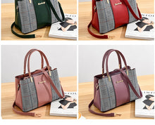 Load image into Gallery viewer, Fashion Luxury Handbags Women Bags Women Leather Handbag Shoulder Bag For Women 2018 Female Ladies Hand Bags Sac a Main